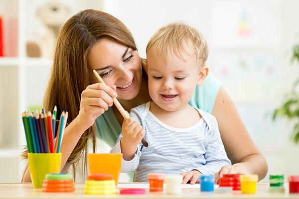 چرا تفسیر نقاشی کودک مهم است ؟