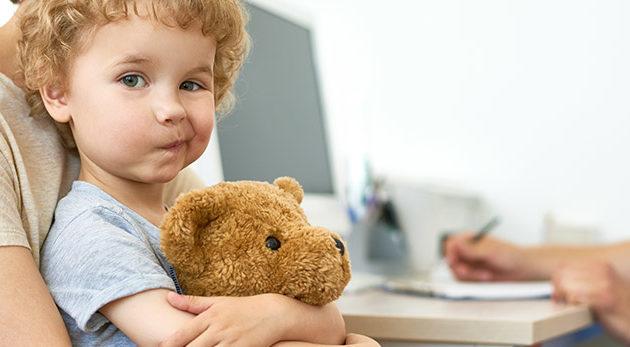 بهترین مشاوره کودک و درمان ترس در کودکان