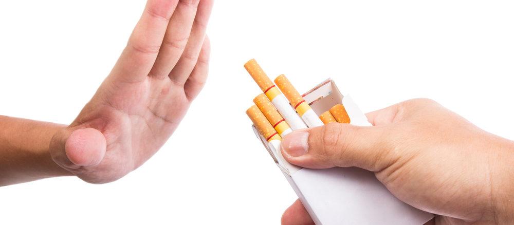 ترک سیگار و درمان افسردگی و اضطراب