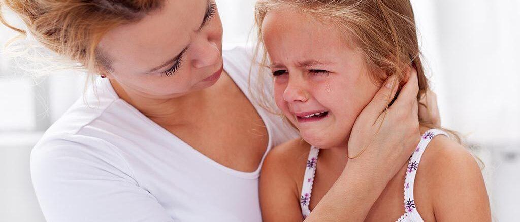 ترس در کودکان باید توسط یک مشاوره کودک یا متخصص درمان شود